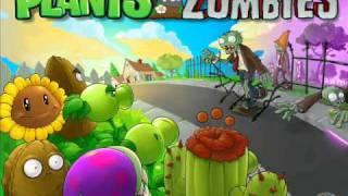Plants vs Zombies DS music: Zomboss