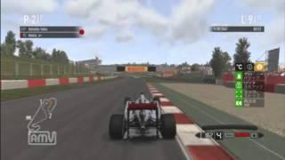 F1 2011 マッチレース in カタロニア