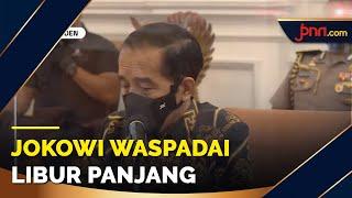 Presiden Jokowi Minta Jajaran Waspadai Libur Panjang - JPNN.com