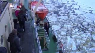 Путешествие в Лапландию. Круиз на ледоколе Sampo(, 2015-01-25T12:14:08.000Z)