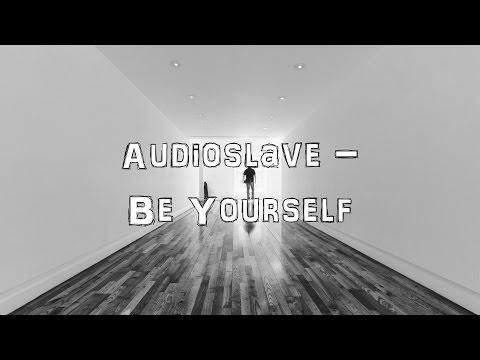 Audioslave - Be Yourself [Acoustic Cover.Lyrics.Karaoke]