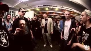 DLTLLY // Rap Battles // Scumgod + DirtySanchez vs. Tschappy + Doktor Dave