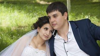 Цыганская свадьба. Красивые молодожены. Вася и Рузанна. Часть 5