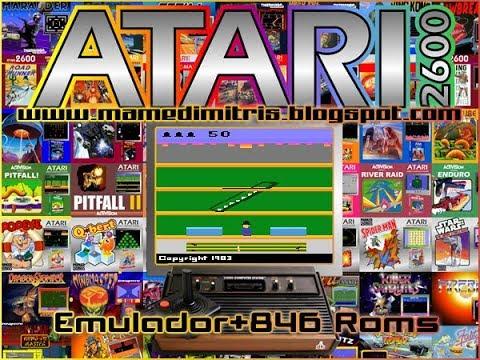 descargar juegos atari 2600 gratis para pc