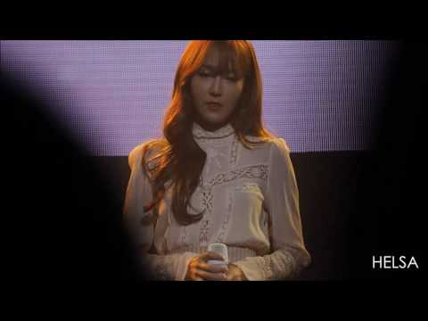 [HD] 160601 Jessica 제시카 - Golden Sky @ 2016 Fan Meeting Seoul
