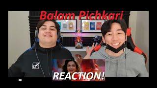 Balam Pichkari REACTION! | Yeh Jawaani Hai Deewani | Ranbir Kapoor, Deepika Padukone |