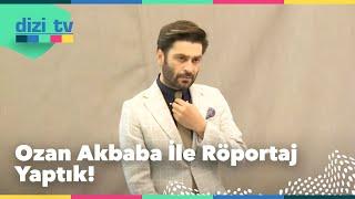Ozan Akbaba ile Röportaj yaptık - Dizi Tv 573. Bölüm