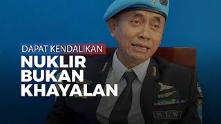 Rangga Sasana Klaim Sunda Empire Mampu Kendalikan Nuklir, Rangga: Bukan Khayalan