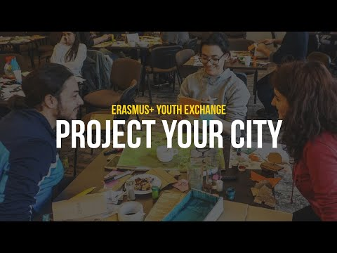 Erasmus+ in Lithuania: Project Your City