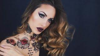 TUTTA TATUATA! Inked Girl Makeup Look