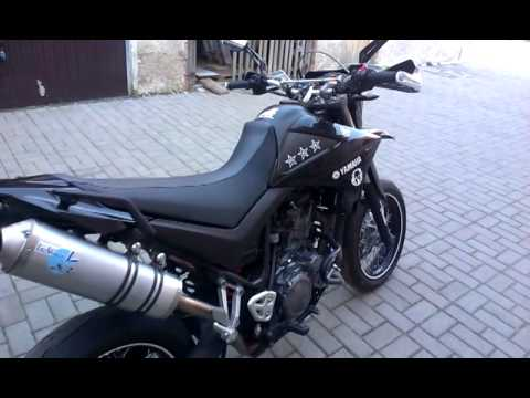 yamaha xt 660 x leo vince tuning tail youtube. Black Bedroom Furniture Sets. Home Design Ideas