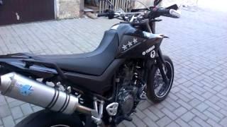 yamaha xt 660 x leo vince tuning tail