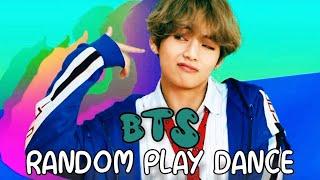 BTS RANDOM PLAY DANCE CHALLENGE