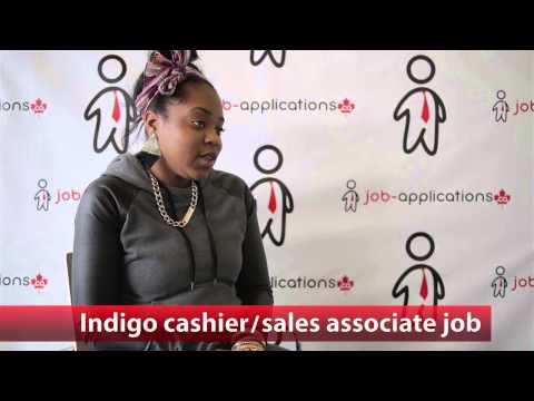 Indigo Books & Music Cashier Job