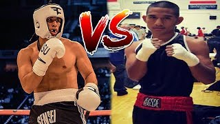 ACE IBANEZ vs FAZE SENSEI on the undercard of  KSI vs LOGAN PAUL REMATCH