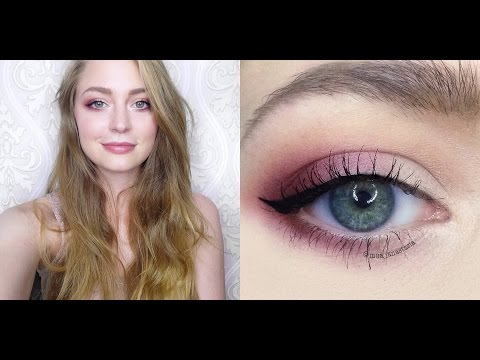 Легкие смоки айс: вечерний макияж глаз пошагово / видео-урок / make up geek