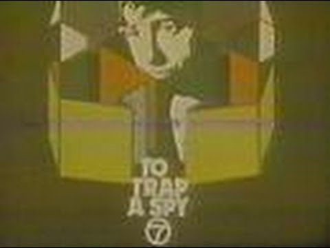 "WLS Channel 7 - Sunday Night Movie - ""To Trap A Spy"" (Brief Bumper Excerpts, 1978)"