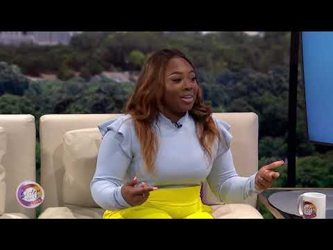 Tracy Bethea - JeKalyn Carr Chats on Sister Circle