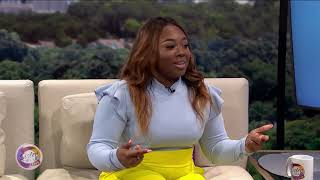 Sister Circle |  Jekalyn Carr talks new projects and her purpose | TVONE
