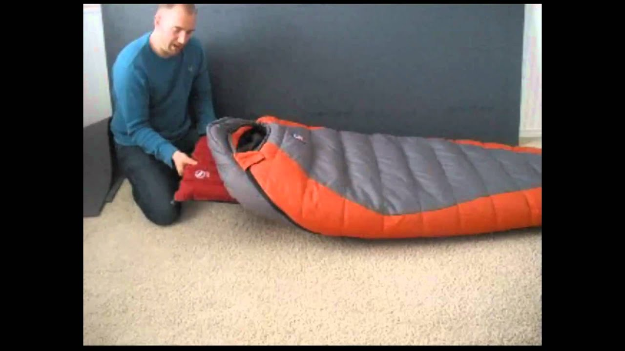 Big Agnes Sleeping System