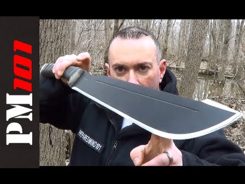 Condor Discord Machete: Dragon, Zombie, and Tree Slayer! - Preparedmind101