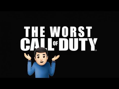 THE WORST COD EVER!! ( Call of Duty Black ops 2 Multiplayer )
