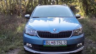 Test: Škoda Fabia Combi ScoutLine