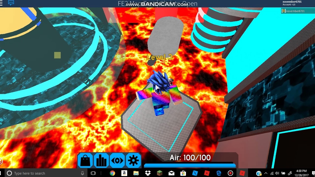Roblox FE2 Test map | Core by ElectroBlast199 | (Insane ...