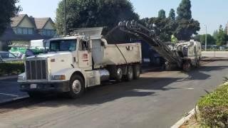 Dump truck super 10 Herrera 117 trucking