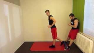 Sprungkraft und Schnellkraft trainieren Thera Band Übungen