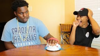 LIE DETECTOR TEST CHALLENGE!! (HE HAD SEX WITH COUSINS)