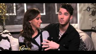 Kevin & Dani Jonas' Marriage Secrets on Rachael Ray Show