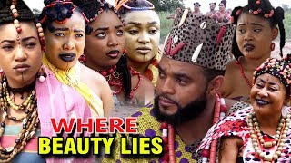 "New Movie Alert ""WHERE BEAUTY LIES"" Season 1&2 - (Ngozi Ezeonu) 2019 Latest Nollywood Epic Movie"