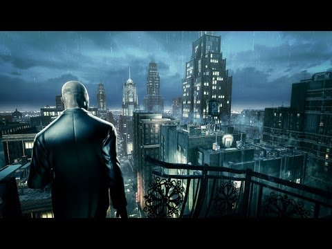 Hitman: Absolution - 'Run For Your Life Demo Gameplay' TRUE-HD QUALITY