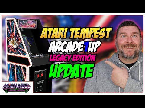 Arcade1Up Atari Legacy Edition Release Date Update from MichaelBtheGameGenie