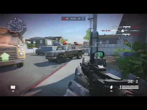 Best Free Game?  WARFACE XBOX ONE S GAMEPLAY!!!