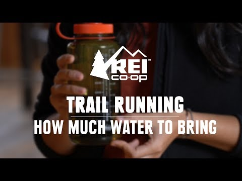 How Much Water to Bring on a Run || REI