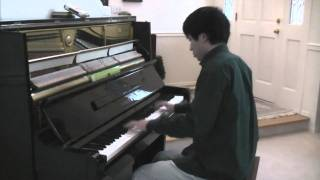Bruno Mars - Marry You (Piano Cover by Will Ting) Glee Music Video