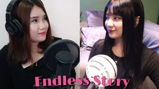 Gambar cover Nana (ナナ) Endless Story - Reira feat. Yuna Ito - Cover by Ann x Sachi