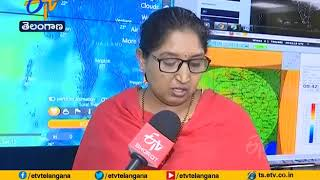 Interview with Hyderabad Meteorological Department Director Nagaratnam | Over Rising Temperature