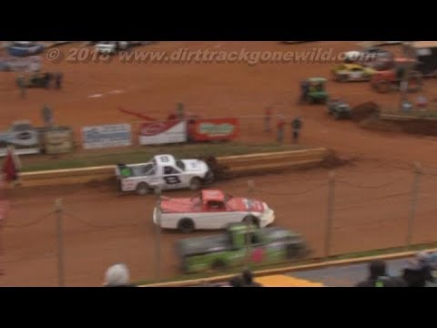 Pro Trucks Main @ Toccoa Raceway April 8th 2018