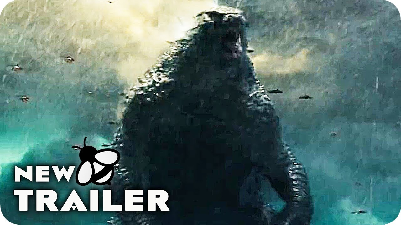 The film Godzilla 2 2019 90