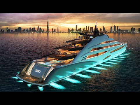 7 Fastest boats and luxury yachts in the world | Luxury Boats