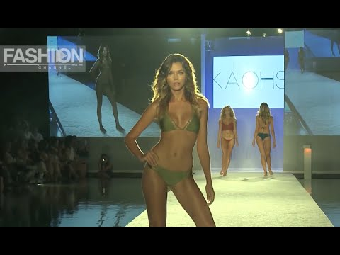 KAOHS Full Show Spring 2017   Miami Swim Week By Fashion Channel