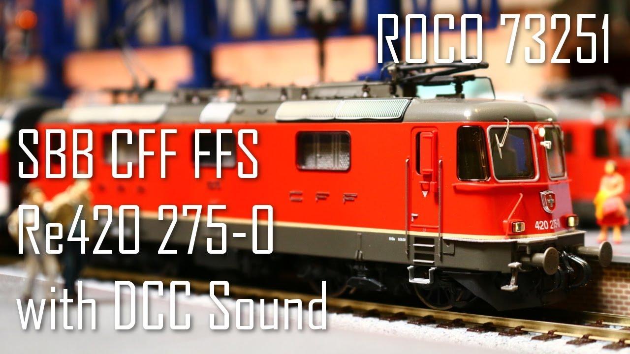 鉄道模型】スイス連邦鉄道 Re420...