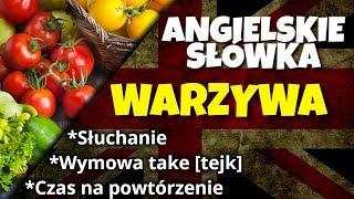Warzywa po angielsku