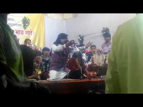 Chandan Kamble || Annabhau Sathe Jayanti 2017 ||घरात लक्ष्मी नांदली Best Live Performance