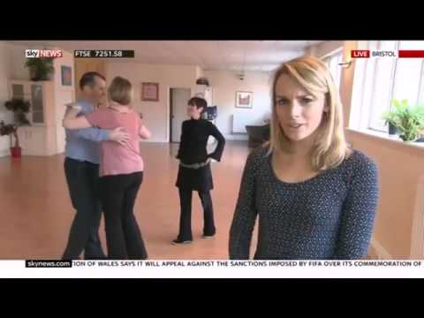 What are the best dance moves for women? Rebecca Williams reports