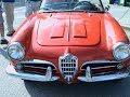 Early 60s Alfa Romeo Giulietta Spider Veloce NewSmyrna05102014
