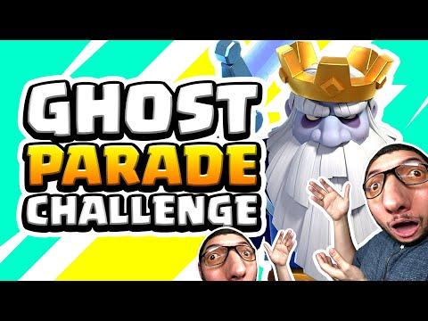 HUGE ANNOUNCEMENT! + ROYAL GHOST TIME!